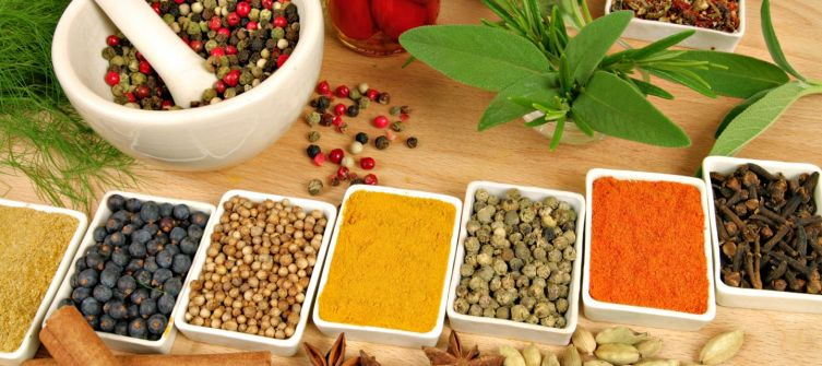 Indian Food Ingredients